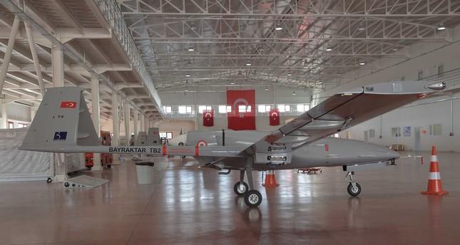 قطر تتعاقد على شراء 6 طائرات تركية بدون طيار بيرقدار TB2