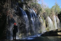Into the wild at Kurşunlu Waterfall Nature Park, home to various species