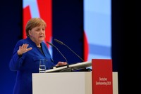 Merkel highlights common interests between Ankara, Berlin