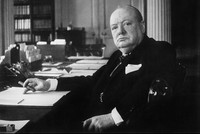 Churchill's lost essay on alien life discovered after decades