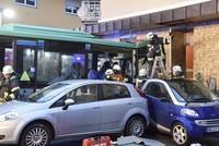 Bei einem Schulbusunfall in Eberbach in Baden-Württemberg sind mindestens 20 Menschen verletzt worden. Unter ihnen sind nach Angaben der Polizei auch Kinder.  Der Bus sei am Morgen in eine...