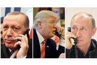 Erdoğan discusses Crimea tensions with Trump, Putin, Ukraine's Poroshenko