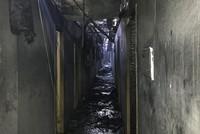 8 killed, 10 injured in hotel fire in Ukraine's Odessa