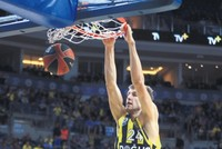 Vesely leads Fenerbahçe to victory