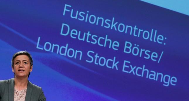 EU blocks LSE-Deutsche Boerse mega-merger