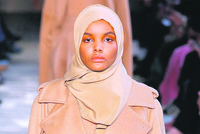 The hijab - one of the most visible signs of Islamic culture - is going mainstream with advertisers, media giants and fashion firms promoting images of the traditional headscarf in ever more ways....