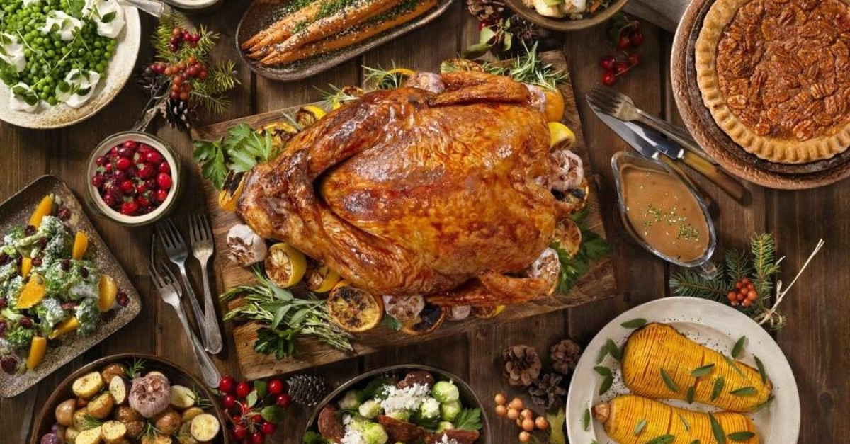 Many families feast on Turkey and traditional rice stuffing on New Year's Eve. (Getty Images)