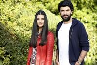 |Die Hauptdarsteller der beliebten türkischen Serie Kara Para Aşk (Sabah Archiv)