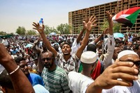 Anger grows against military in Sudan, Algeria