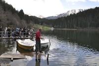 Spring brings visitors to Karagöl