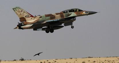 pАрмия Израиля подтвердила, что её авиация в 2007 году нанесла удар по строящемуся ядерному реактору в Сирии. Воздушная операция прошла шестого сентября./p  pВосемь израильских истребителей F-15...
