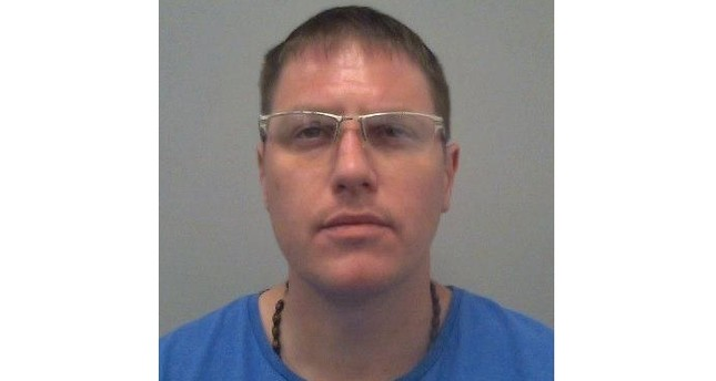 The assailant, David Gallacher. (Photo courtesy of Thames Valley Police)