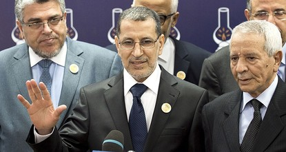 pMorocco's Prime Minster Saadeddine El Othmani said on Saturday he had agreed to form a coalition government with five other parties, breaking nearly six months of post-election deadlock after just...