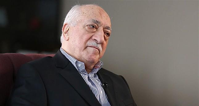 Der Kopf der FETÖ Fethullah Gülen