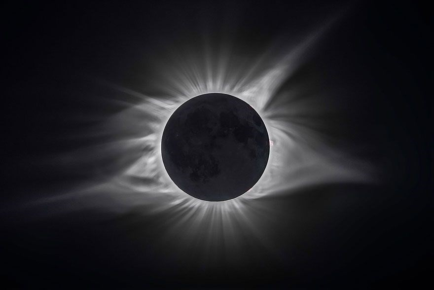 The Great Eclipse, U.S. - Honorable Mention, The Beauty Of Nature