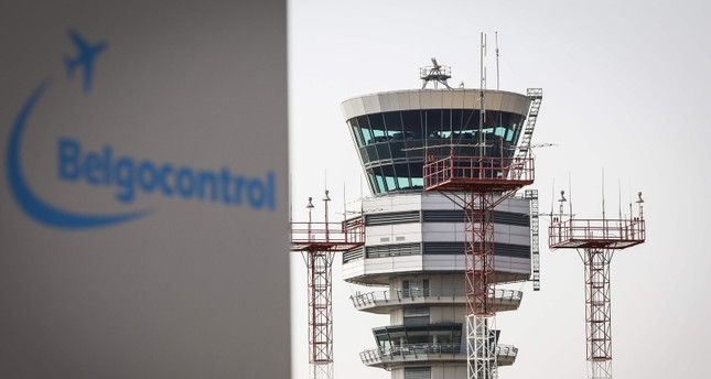 No air traffic over Belgium due to technical glitch