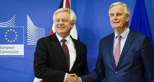 EU, Britain agree to 'large part' of Brexit treaty