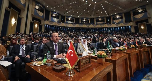وزير خارجية الكويت: 30 مليار دولار تعهدات مؤتمر إعادة إعمار العراق