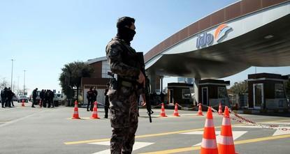 pInsgesamt 2.000 Polizisten nahmen bei einer umfangreichen Sicherheitsoperation in der europäischen Seite Istanbuls teil, als Nachfolger einer früheren Operation, das am 15. März auf der...