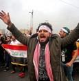 قتلى وعشرات الجرحى في مواجهات بين المتظاهرين العراقيين والأمن