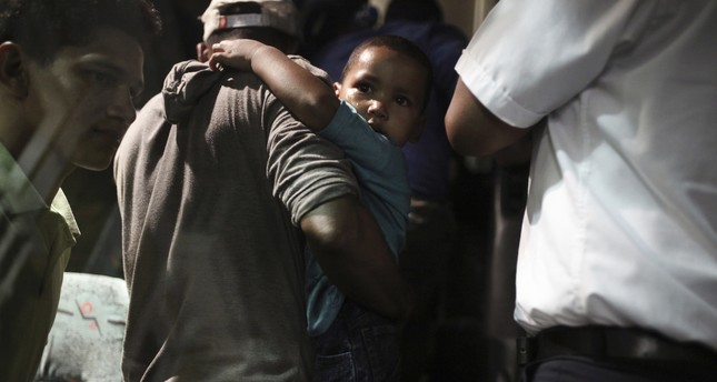 Some 115 migrants rescued from truck in eastern Mexico