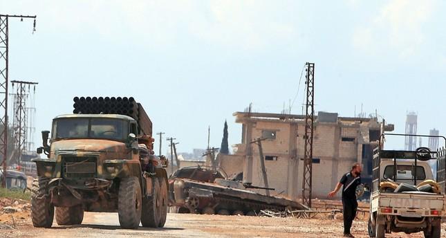 Assad regime deploys to Syria town close to Turkish border: report