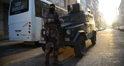 Turkey detains 70 suspects in countrywide ops