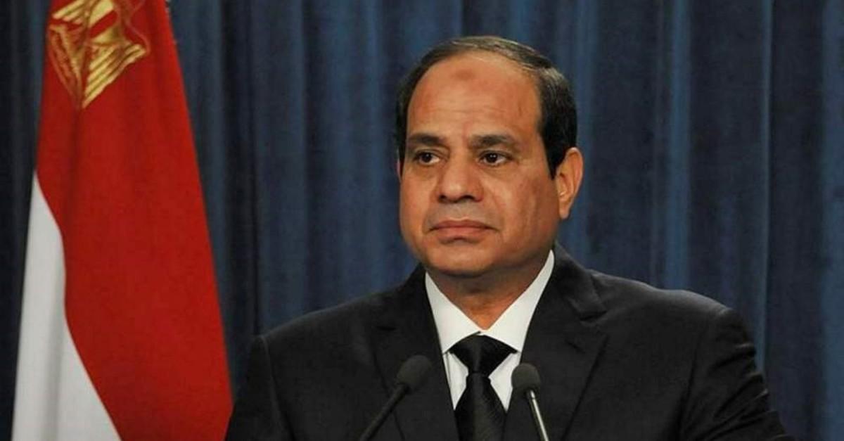 Egyptian President Abdel-Fattah el-Sissi (AP Photo)