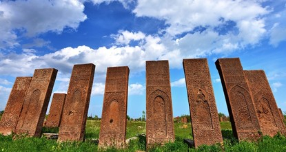 Historic Ahlat is Turkey's newest 'slow city'