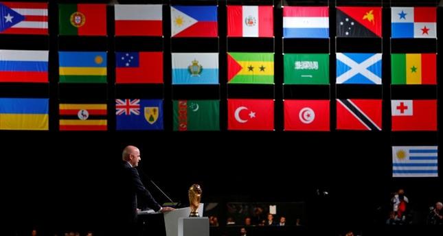 ملف أمريكا وكندا والمكسيك المشترك يفوز باستضافة وتنظيم كأس العالم 2026