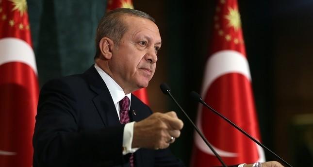 أردوغان لقوات الجيش: عليكم مواصلة الكفاح ضد الأعداء في الداخل والخارج