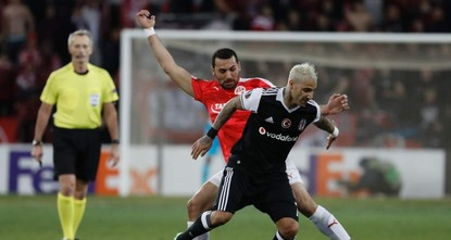 Turkish table-toppers Beşiktaş, in their UEFA Europa League round of 32 match tonight, will host Hapoel Beer-Sheva, who have toiled for little reward on their European travels this season.br / br...