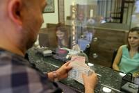 Turkish lira hits 4-month high against US dollar