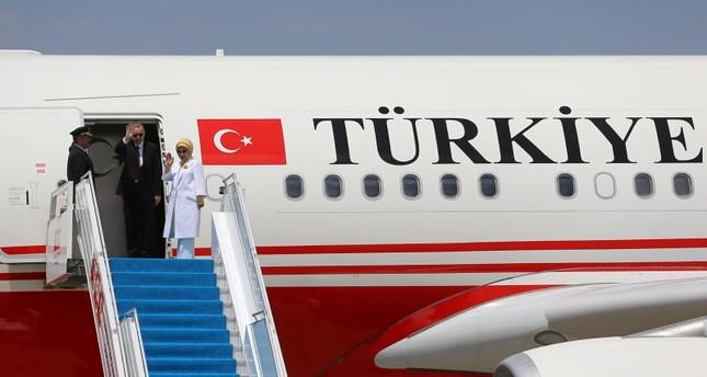 أردوغان يجري زيارة رسمية إلى أذربيجان