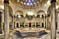 Turkish baths: A source of healing