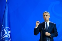 Turkey-NATO relations broader than F-35 program, Stoltenberg says