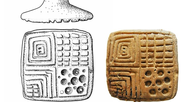 تركيا.. اكتشاف أختام عمرها 5000 عام