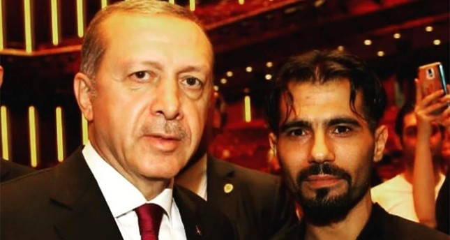 July 15 martyr's twin to serve as Erdoğan's guard at presidential complex