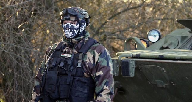 جندي هنغاري على الحدود الجنوبية مع صربيا (الفرنسية)
