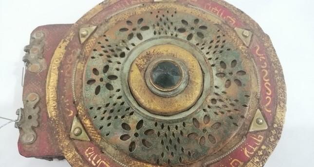 تركيا تحبط محاولة بيع كتاب عبري عمره 1100 عام في دياربكر