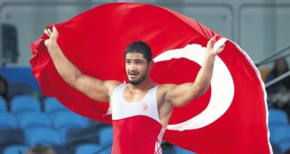 pTurkish wrestler Taha Akgül, who has one Olympic, two world and five European titles to his name, is looking to win a gold medal in the 2018 European Wrestling Championship in...