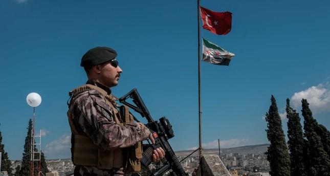 الدفاع التركية تعلن تحييد إرهابيين شنوا هجوماً على جنود بعفرين
