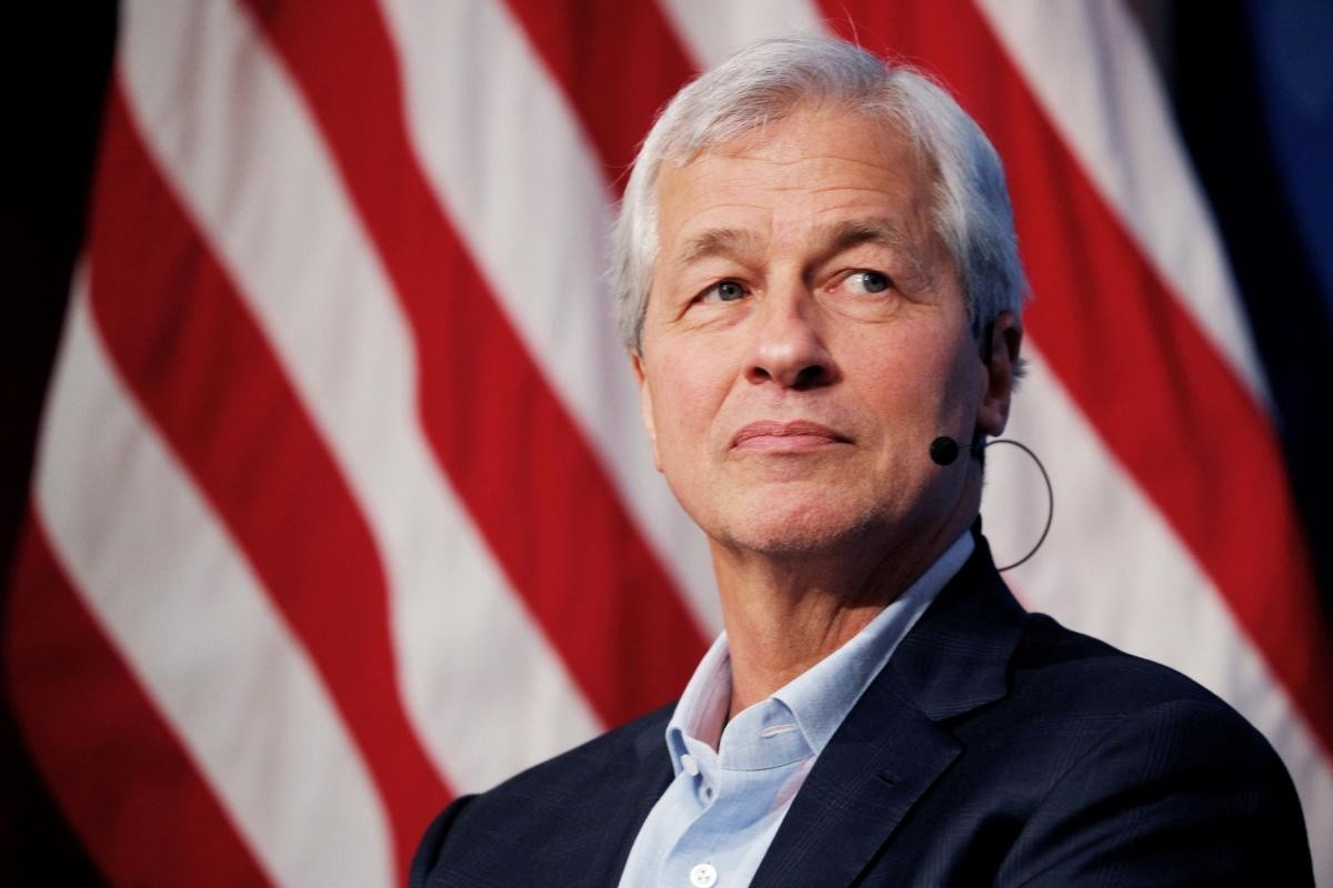 Jamie Dimon, Chairman and CEO of JP Morgan Chase. (Reuters Poto)