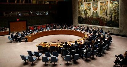 pРоссия заблокировала заседание Совета Безопасности ООН по вопросу соблюдения прав человека в Сирии./p  pИнициаторам заседания — Великобритании, США, Франции и ряду союзных стран — не...
