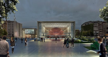 pOne of the amazing opera voices in Turkey, Hakan Aysev, is looking forward to the launch of the new opera house to replace the Atatürk Cultural Center (AKM) with great expectations, and finally he...