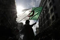 Thousands hit streets on 1st anniversary of Algerian protest movement