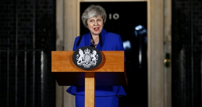 UK PM May's government survives vote of confidence