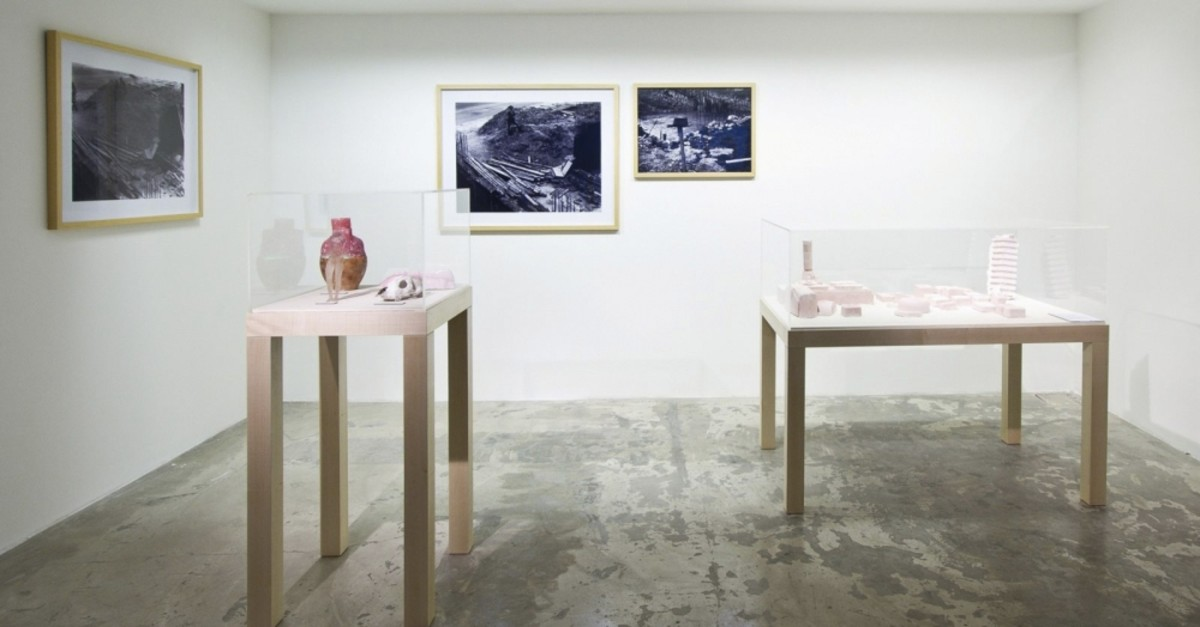 Various works including painting, sculpture and installations will be on display at Akbank Sanat.