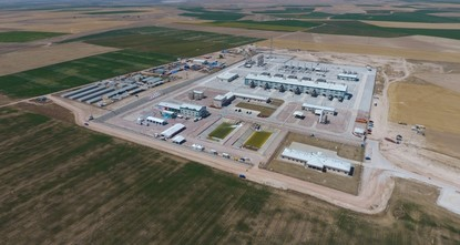 Turkey increases gas storage capacity with massive project