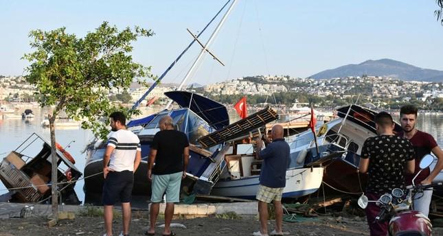 Erdbeben der Stärke 6,3 erschüttert Ägäis